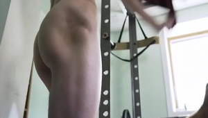 Workout on my cock