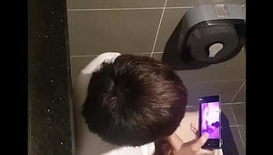 Spycam korean boy jeking 11