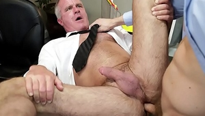 GAYWIRE - Jacob Peterson Puts His Dick In His Boss Dale Savage'_s Ass At Work