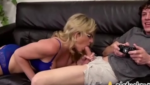 Cory Chase in MOM AND SON