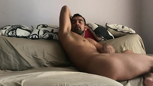 Masturbating in home