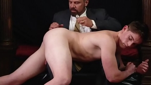 Mormon dude getting ass toyed